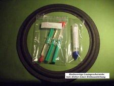 Revox Symbol B Schaumgummi Sicke Reparatur speaker foam ring 4 x kit R310