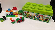 LEGO DUPLO 10572 All-in-One-Box-of-Fun - COMPLETE!!!