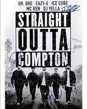 Straight Outta Compton signed  8X10 photo picture poster autograph RP
