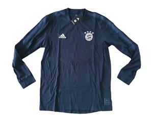 adidas FC Bayern München 2019/20 Langarm Shirt Herren Größe M -NEU- DX9222