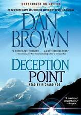 NEW Deception Point by Dan Brown