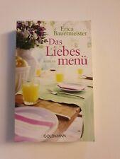 Buch von Erica Bauermeister - Das Liebesmenü