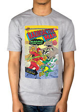 Official The Simpsons Radioactive Man T-Shirt Homer Comic Duff Beer New Merch