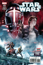 Star Wars #32 - Main Cover - Screaming Citadel pt 4 - New/Unread