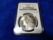 1883-CC Morgan Dollar | NGC MS65- VERY VERY NICE COIN. FREE SHIPPING