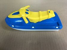 "Vintage Jet Ski - American Plastic Toys Inc., Walled Lake, Mi, Usa, 8.25"" Lgth"