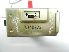 1740773 RANCO PUSH SWITCH WITH CABLE 345 VA PILOT DUTY AT 230 VAC NEW OLD STOCK
