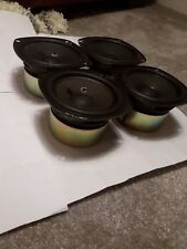 Woofers Bass speaker drivers Bang & Olufsen Beolab Beomaster Beovox  Beocenter