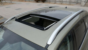 Ford Kuga 2012 to 2016 Silver Aluminium Roof Rails