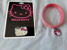 Sanrio Hello Kitty adjustable ring and wrist band cute girls jewellry
