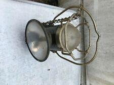 LAMPE  MILITAIRE