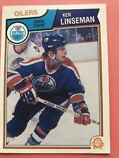 New listing 1983 o-Pee-Chee 36 Ken Linseman Edmonton Oilers
