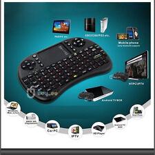 Mini Funk Tastatur mit Touchpad kabellos Wireless Keyboard für PC/TV BOX /PS3