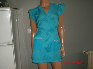 blouse nylon  nylon  kittel nylon overall HAYATI  T40/42
