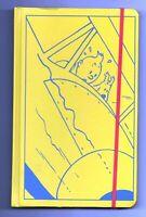 CARNET DE NOTES TINTIN - 15,5 x 21,5 cm.  Moulinsart 2013. Tintin et Milou avion