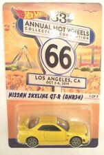 Hot Wheels 33rd Collectors Convention Nissan Skyline GT-R (BNR34) #3548/5000