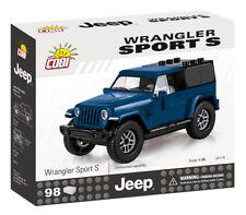 BRICKS COBI 24115 Jeep Wrangler Sport S 98 ELEMENT NEW