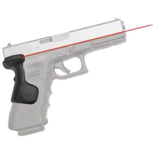 Crimson Trace Glock Gen 3 (17,17L,22,31,34,35, 37) Laser Grip, Rear Activation