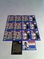 *****Eddie Lowe*****  Lot of 22 cards.....3 DIFFERENT / Football / CFL