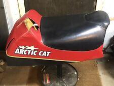 2003 Arctic Cat Firecat Patriot Seat Red