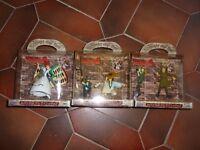 Banpresto / Lupin III (the Third) / Diorama Figure Castle of Cagliostro set of 3