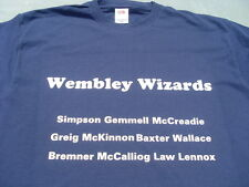 Scotland 3 England 2 1967 Wembley T-Shirt Including 4XL & 5XL Birthday Gift