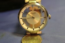 Authentic Kenneth Cole New York Women's Transparency Classic Watch KC4727