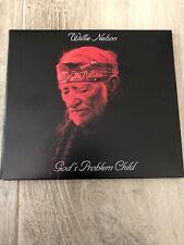 God's Problem Child by Willie Nelson CD Album 2017