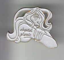 RARE PINS PIN'S .. FILLE SEXY GIRL EROTISME NUE HUMOUR BD CHANTAL PLESSIS 3D ~C5
