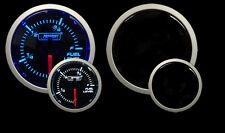 "Prosport Gauges Performance Series Blue/White Fuel Level Guage 52mm (2 1/16"")"