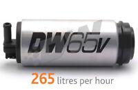 DeatschWerks DW65v 265lph in-tank fuel pump + install kit - VW/AUDI 1.8t FWD