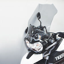 Hohes Windschild Triumph Tiger 800 XCX & XRX TRANSPARENT 560mm