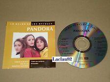 Pandora Lo Mejor De Los Mejores 1994 Emi Cd Canada