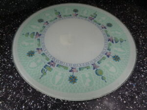 STAFFORDSHIRE TOPIARY GLASS SURFACE PROTECTOR