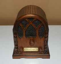 Spieluhr Spieldose Radio Volksempfänger