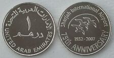 Vereingte Árabes Unidos/United Arab Emirates 1 dirham 2007 p76 unz.