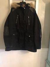 Torrid Fur Hood Coat