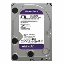 Western Digital WD 4TB Purple Surveillance Hard Drive