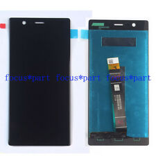 Nokia 3  TA-1020 1028 1032 1038 LCD Display+Touch Digitizer Glass Assembly Black