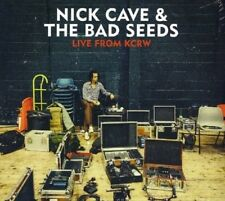 NICK & THE BAD SEEDS CAVE - LIVE FROM KCRW  CD NEUF