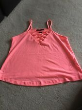 Primark Ladies Vest Top Size 4