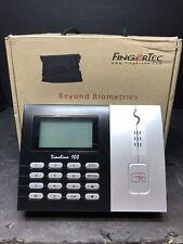 Fingertec Timeline 100 Biometrics Time Clock With Box Great Price Jhc7