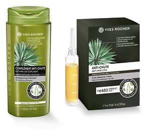 Anti-Hair Loss shampoo & 1 month stimulating therapy Yves Rocher