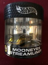 Hot Wheels Oil Can Cars Mooneyes Streamliner 1/4