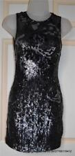 £298 Size 8 All Saints Cicily Sequin/Embellished/Beaded Dress BNWT