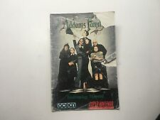 THE ADDAMS FAMILY - SNES MANUAL ONLY (NO GAME)