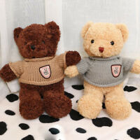 For Kids Gift Plush Teddy Bear Hug Bear Dool Pillow Ted Stuffed Animal Toy 2PCS