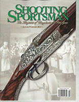 SHOOTING SPORTSMAN, JANUARY / FEBRUARY, 2014 (  THE MAGAZINE OF WINGSHOOTING &