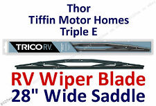 "Wiper Blade Thor Tiffin Motor Homes Triple E RV Motorhome Wiper 28"" 67281"
