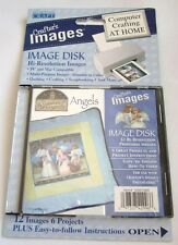 Blumenthal Craft Crafter's Images CD - ANGELS - Printable in 3 Sizes!
